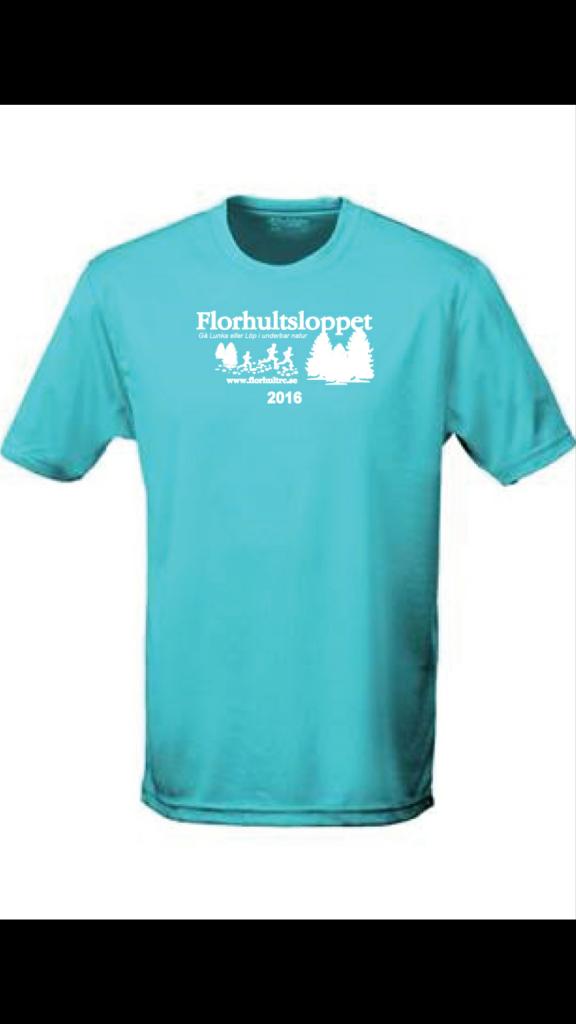Florhultsloppets tröja 2016